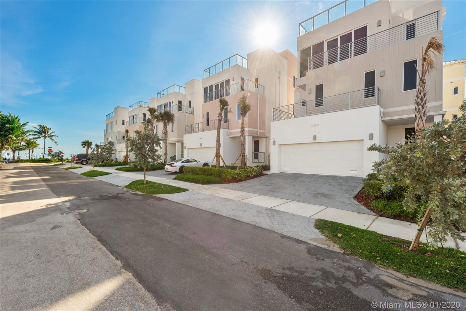 Welcome to paradise. This 3 story, 4 bed 3.5 bath beach home is just steps to the famous Hollywood B