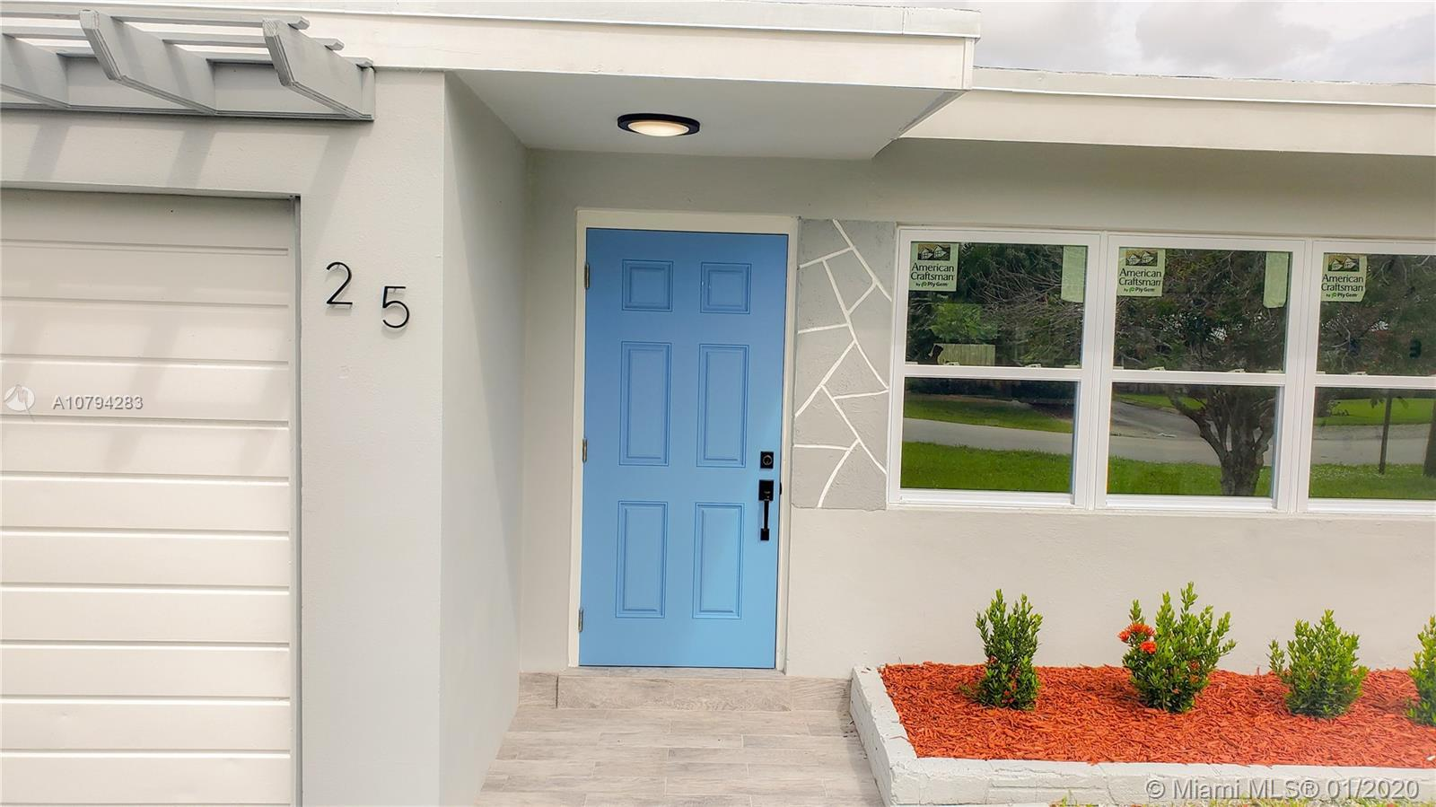 Beautifully renovated home at Wilton Manors, one of the most desirable municipalities in South Flori
