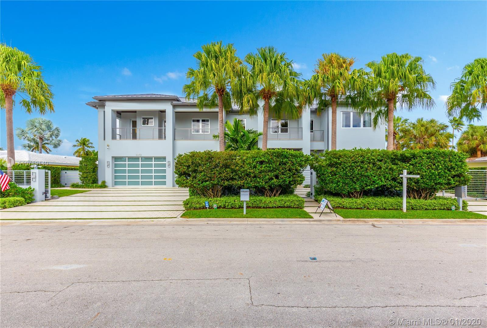 Absolute Perfection in Prestigious Seven Isles! State of the art, barely lived in masterpiece shows