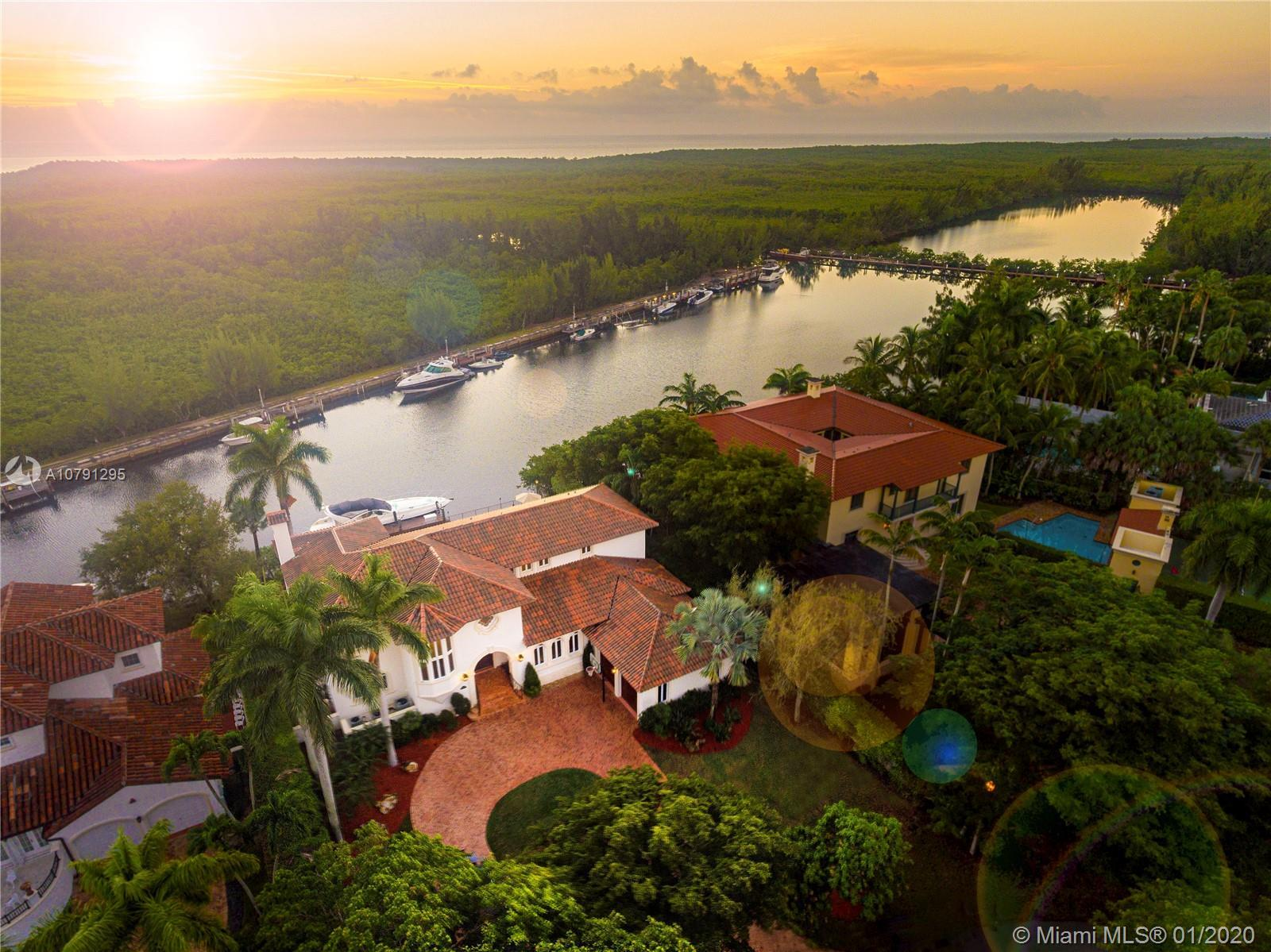 Come live the dream in this beautiful private enclave with direct ocean access.  Hammock Oaks is a g