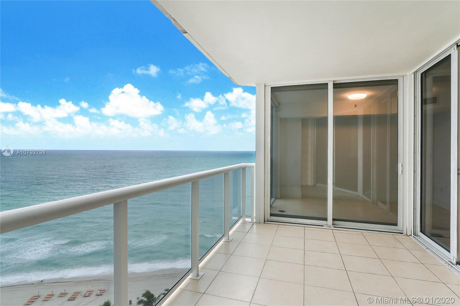 Ocean Two Condo in Sunny Isles Beach offering 2 Bedrooms and 2.5 bathrooms with stunning Direct Ocea