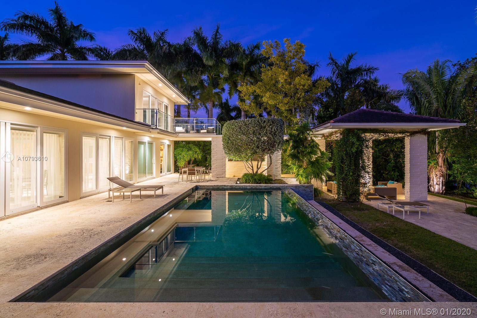 Inspired by the beauty of Casa de Campo, one of Cocoplum's loveliest homes has just become available