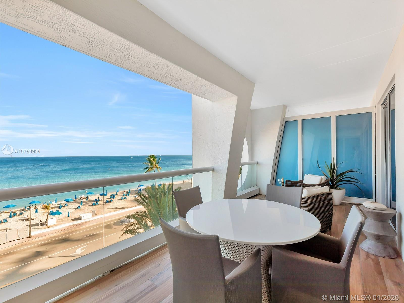 Welcome to The Ocean Resort Residences   Conrad Ft. Lauderdale where 23 miles of white sand beaches