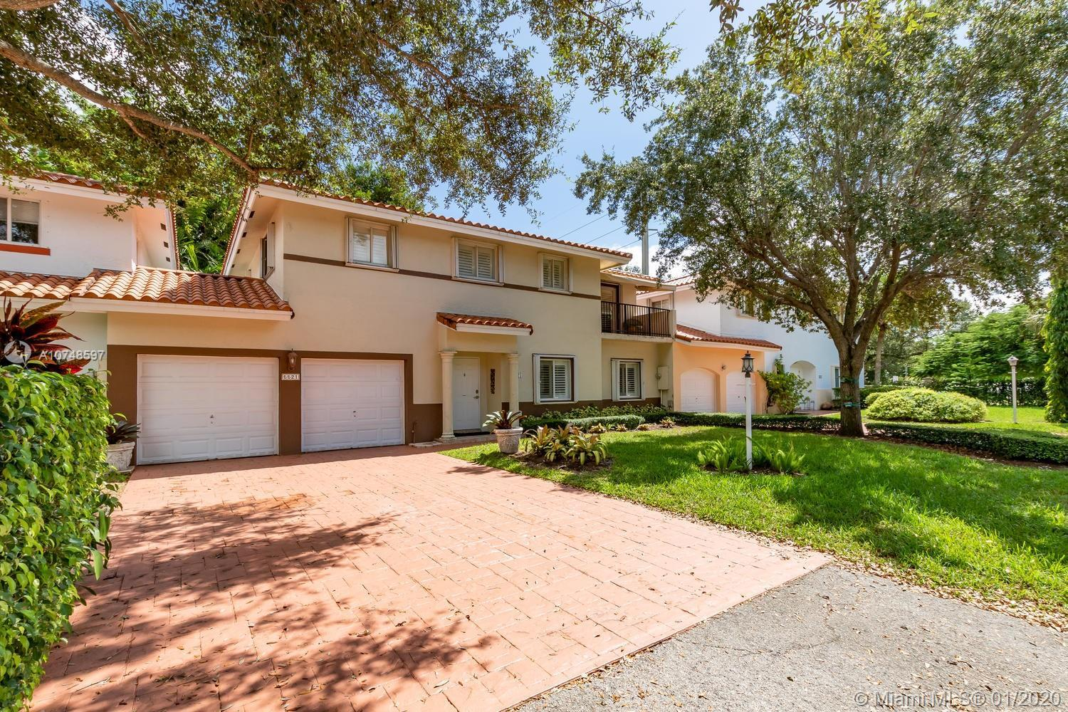 Wonderful, rare opportunity to enjoy living in beautiful Miller Oaks, a tucked-away retreat, gated w