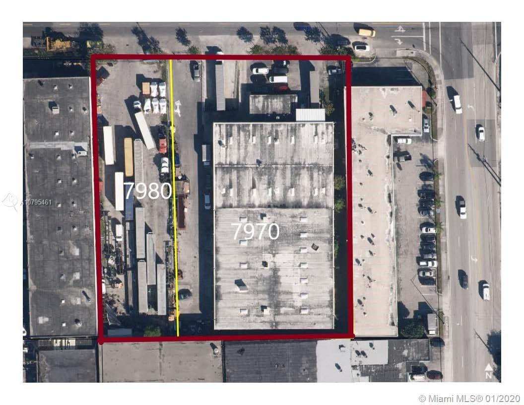 EXTREMELY RARE- 28,224 of warehouse space including over 2,000 of office PLUS loading docs, trucking