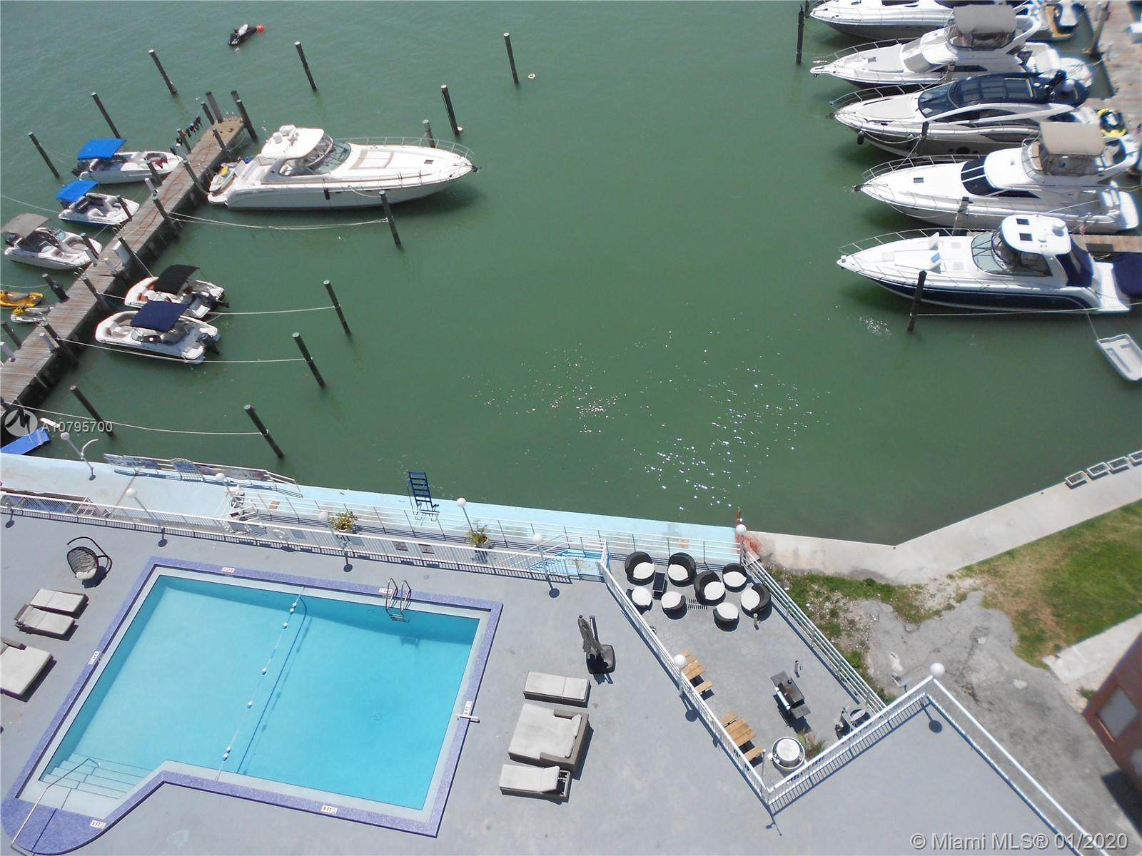 Exclusive location fantastic views of the Bay and Downtown from the balcony on the 10th floor of the