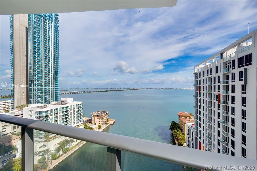 Beautifully mid-floor 3bedroom corner unit at ICON BAY. This unit has customized features including