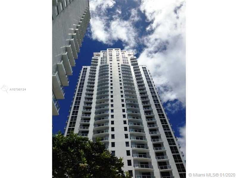 Spacious, functional, bright, and very comfortable studio at the 1060 Brickell Condo, featuring a mo