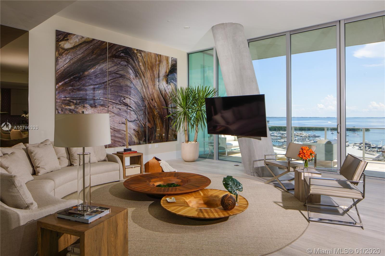 STUNNING MODEL UNIT! FURNISHED AND DECORATED WITH HIGH END ARTEFACTO PIECES. BREATHTAKING VIEWS FROM