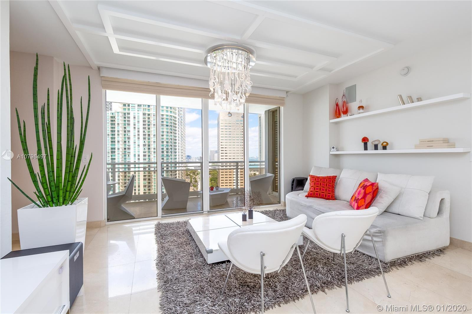 BRICKELL KEY IS AN EXCLUSIVE AND TRANQUIL OASIS, LOCATED JUST MINUTES TO THE HEART OF DOWNTOWN AND T
