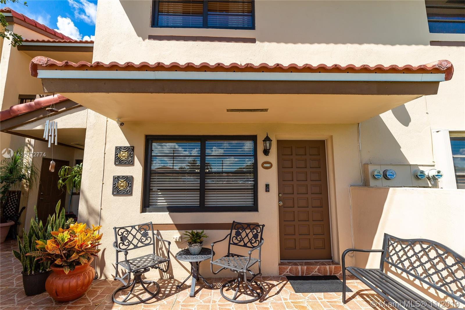 BACK ON THE MARKET! Renovated two-story Condo in the heart of Kendall. 2 Bedrooms and 2.5 Baths. New