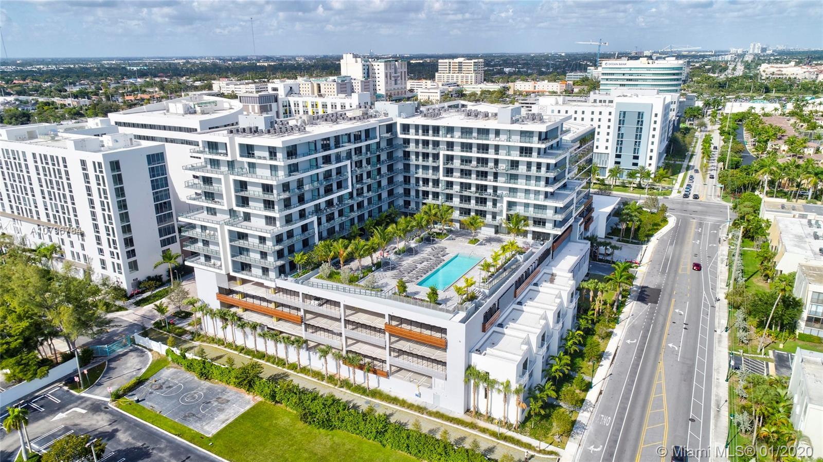 Come live in this beautiful condo in Aventura ParkSquare. The apartment features, 2 bedrooms 2 1/2 b