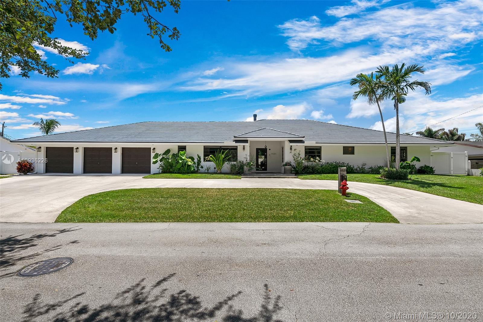 A place to call home. Originally a builder's home! This 6 bedroom ranch style remodeled home boasts