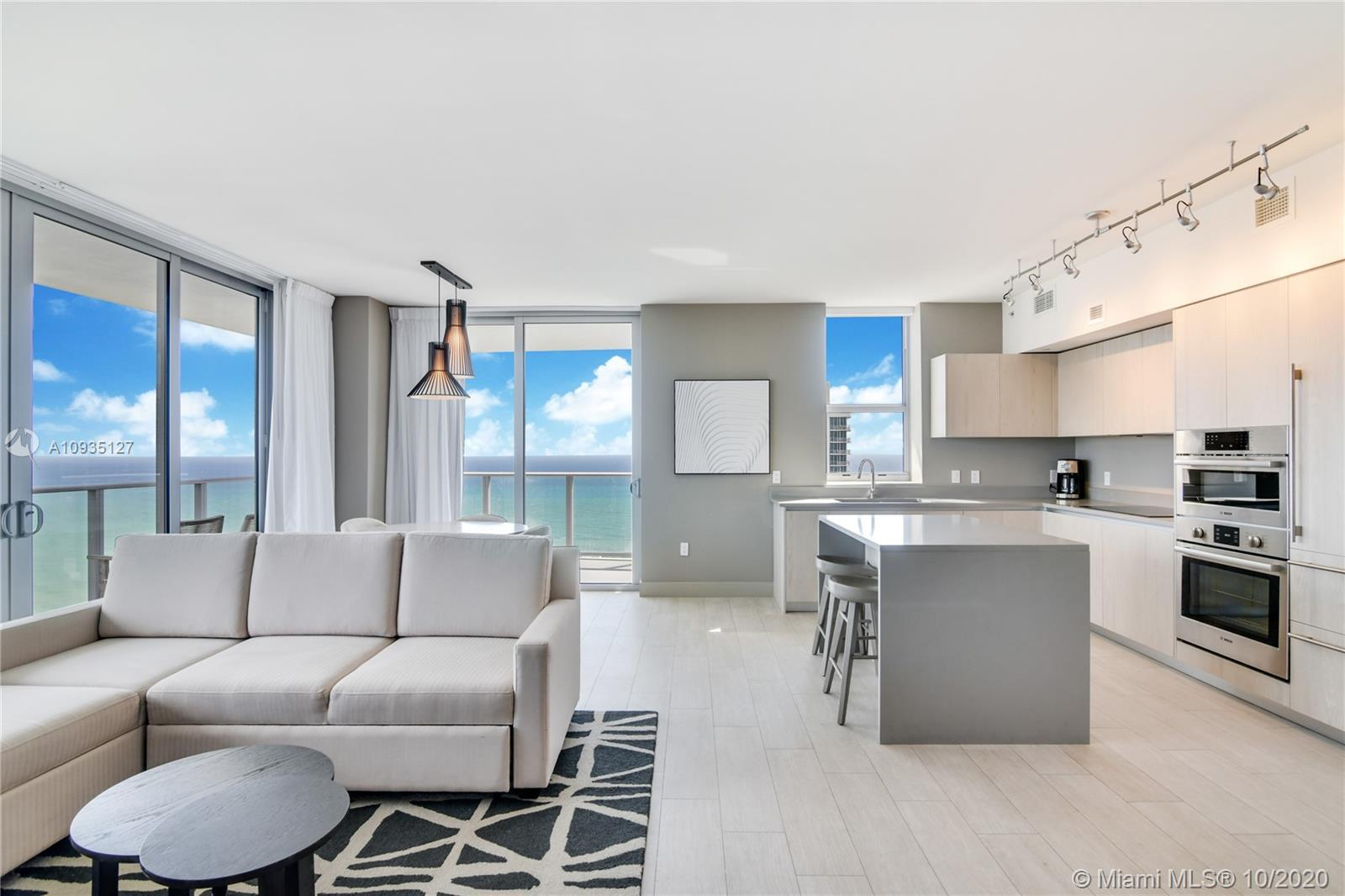 Beach-Inspired -Interiors Luxury high-rise turnkey unit with a new concept of condo-hotel 2BR 2BTH u