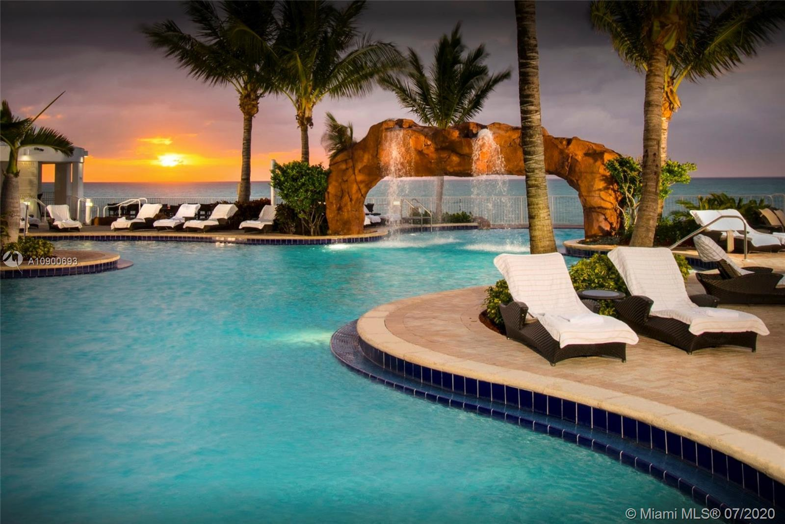 Trump International Beach Resort Miami, an upscale, family-friendly enclave on Miami's Sunny Isles B