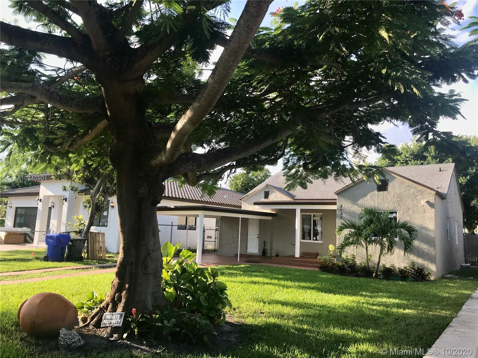 Beautiful newly renovated cozy home sitting on a 1/4 acre piece of land only minutes away from the b