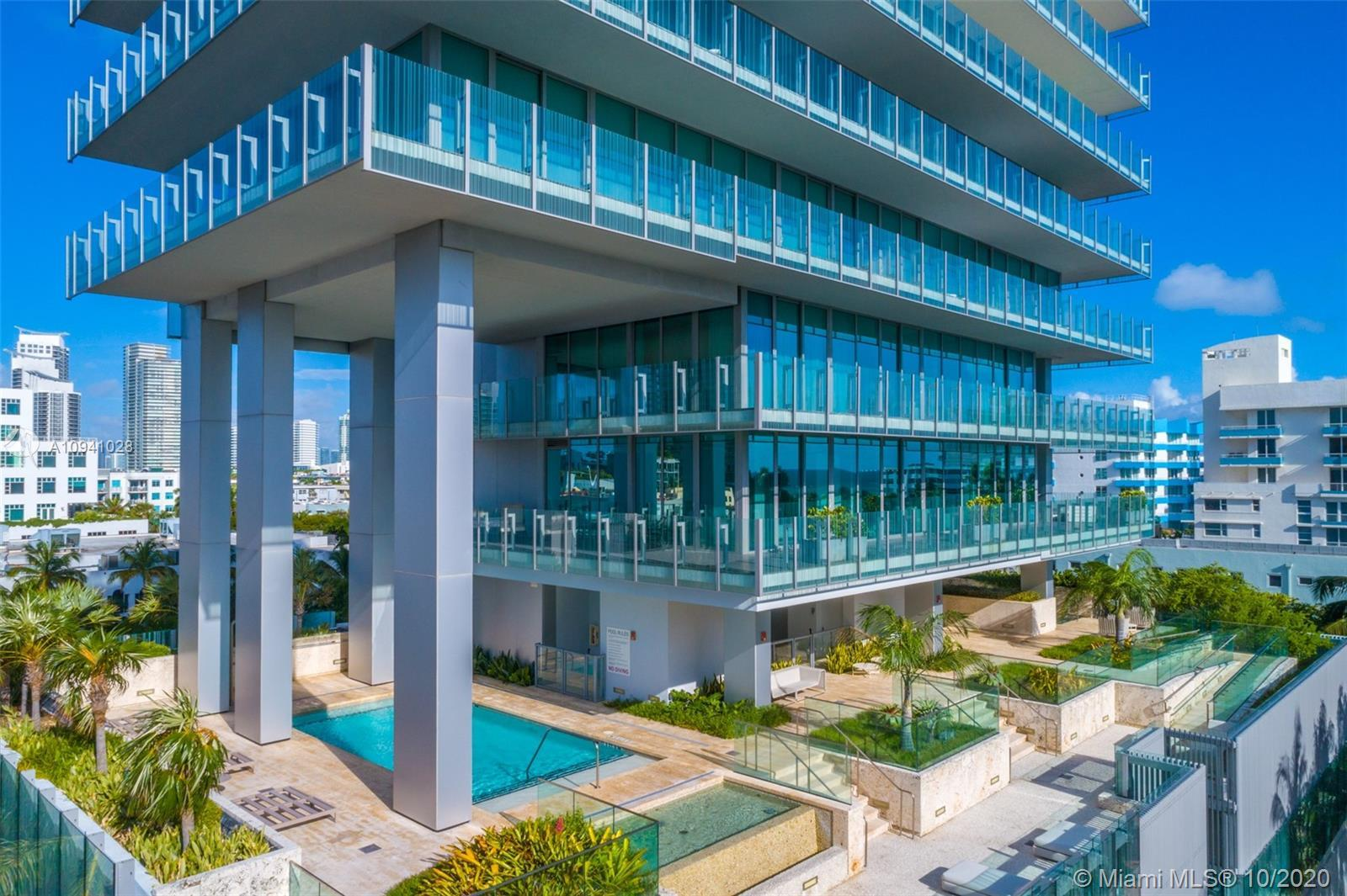 WELCOME TO GLASS AT 120 OCEAN DRIVE. TRULY EXCLUSIVE LUXURY LIVING, WITH ONLY 10 FULL FLOOR RESIDENC