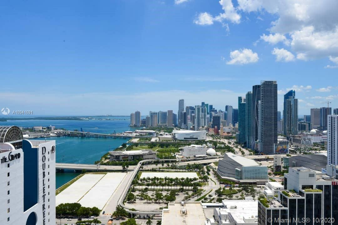 Great opportunity to own at the Opera Condominium on the 44th Floor! The views are endless!! The bre