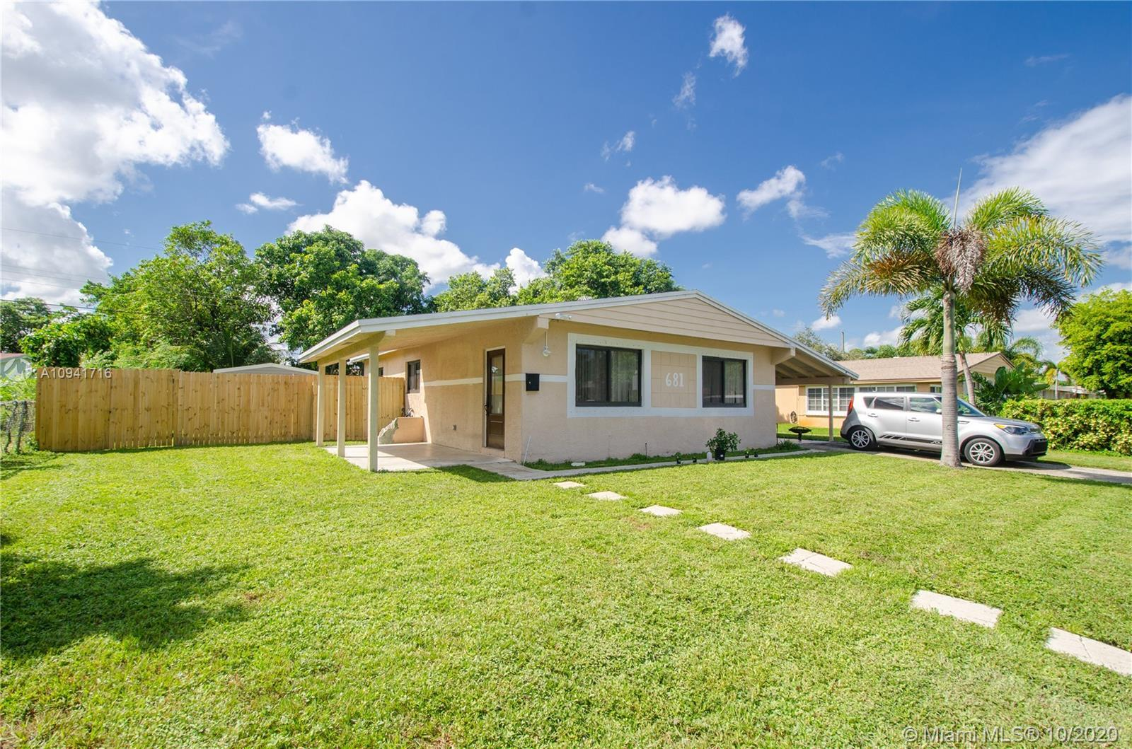 Beautiful and Completely remodeled 3/1 Home in Melrose Manors! This beautiful home features a modern