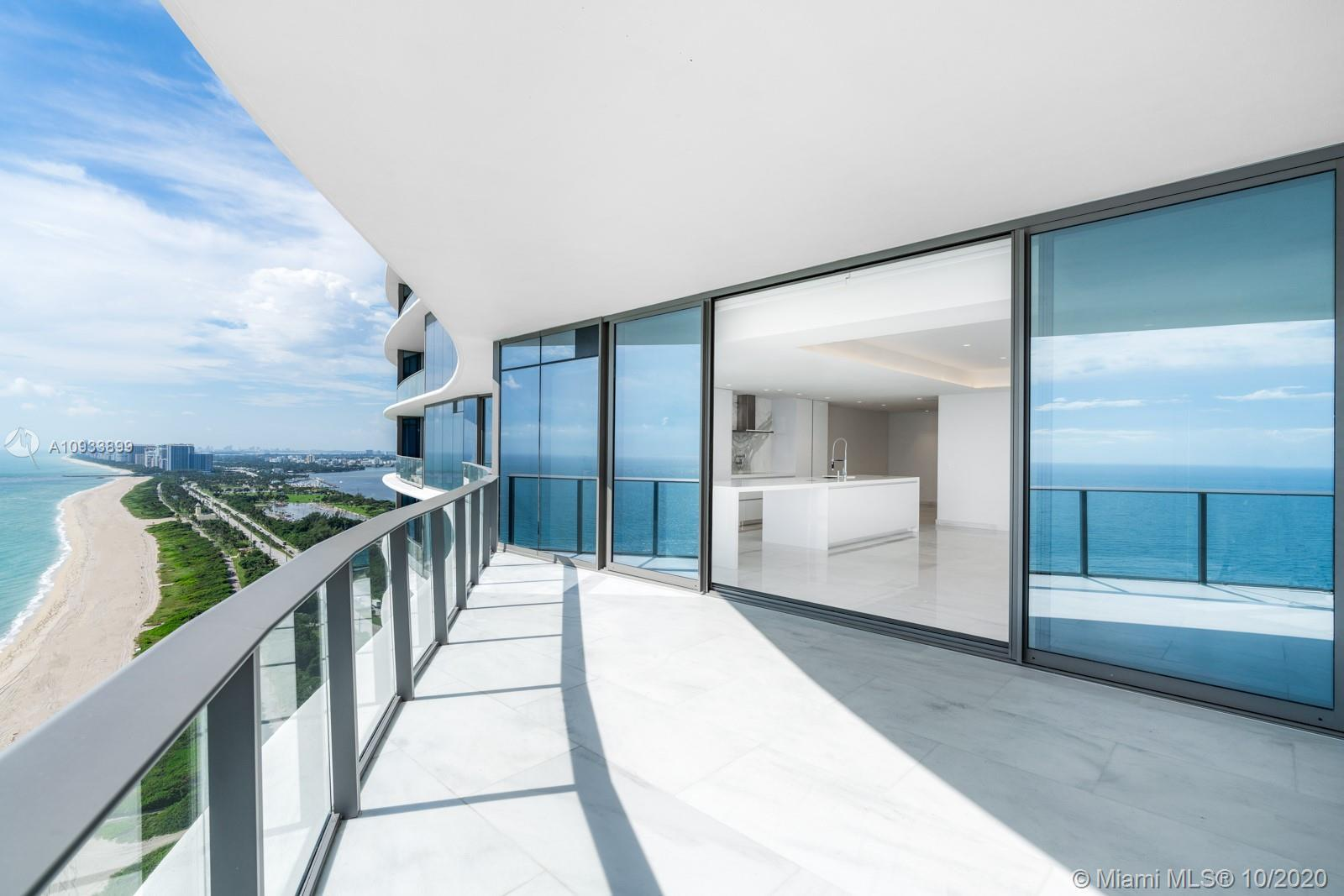 Be one of the first to move into this turnkey oasis in the Ritz Carlton Residences in Sunny Isles Be