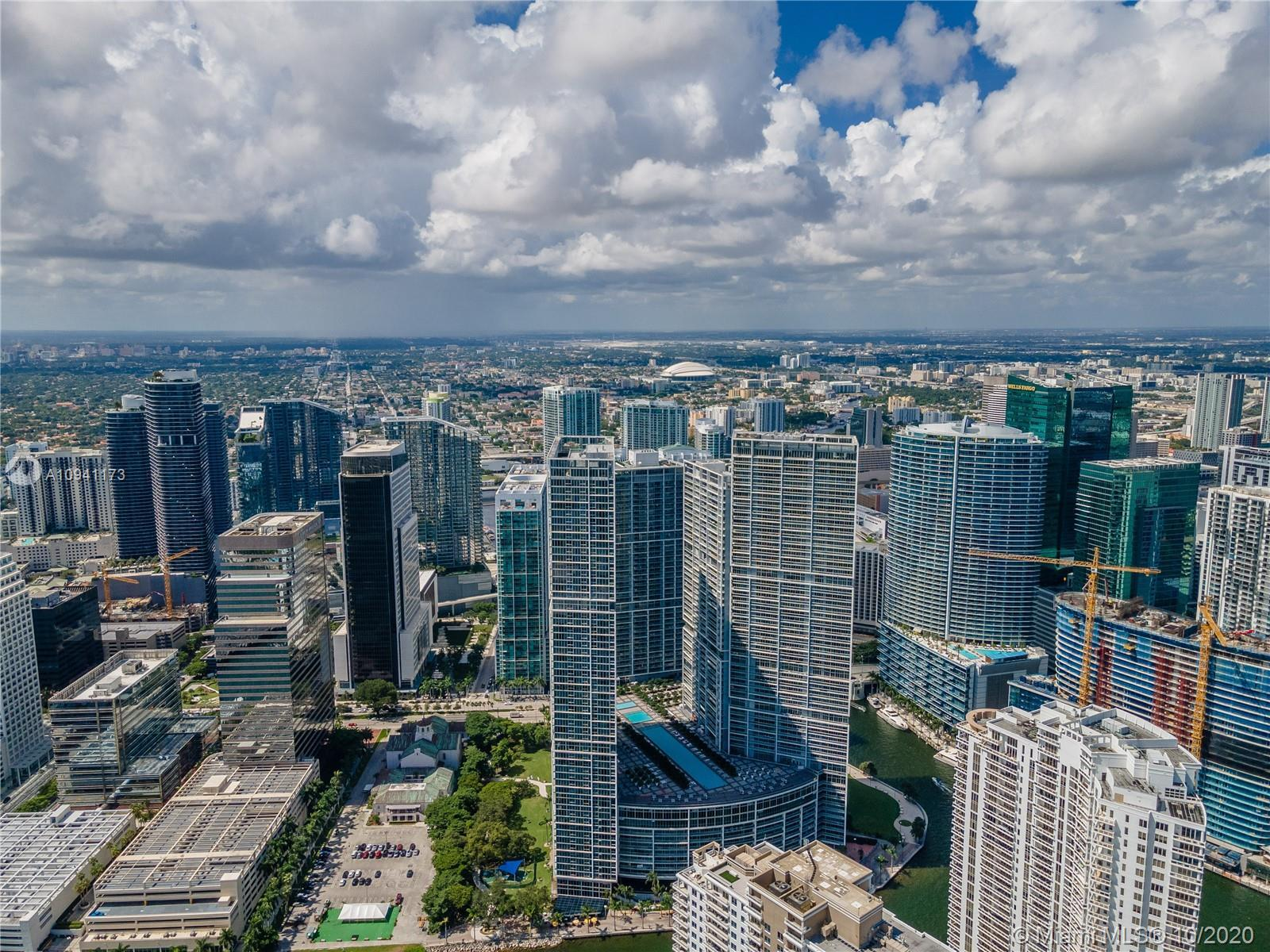 The Icon Brickell complex is an urban development center in Miami, Florida. It is located on the sou