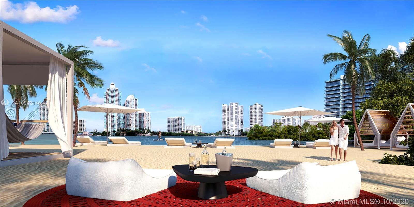 Beautiful 3BED/4.5 BATH UNIT located on South Florida's last private island. Unit offers gorgeous vi