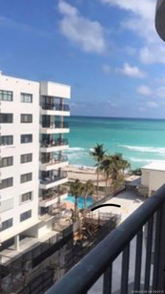 AVAILABLE      I S   AVAILABLE    OCEAN FRONT BUILDING  STEPS AWAY FROM THE BEACH  .GREAT AMENITIES