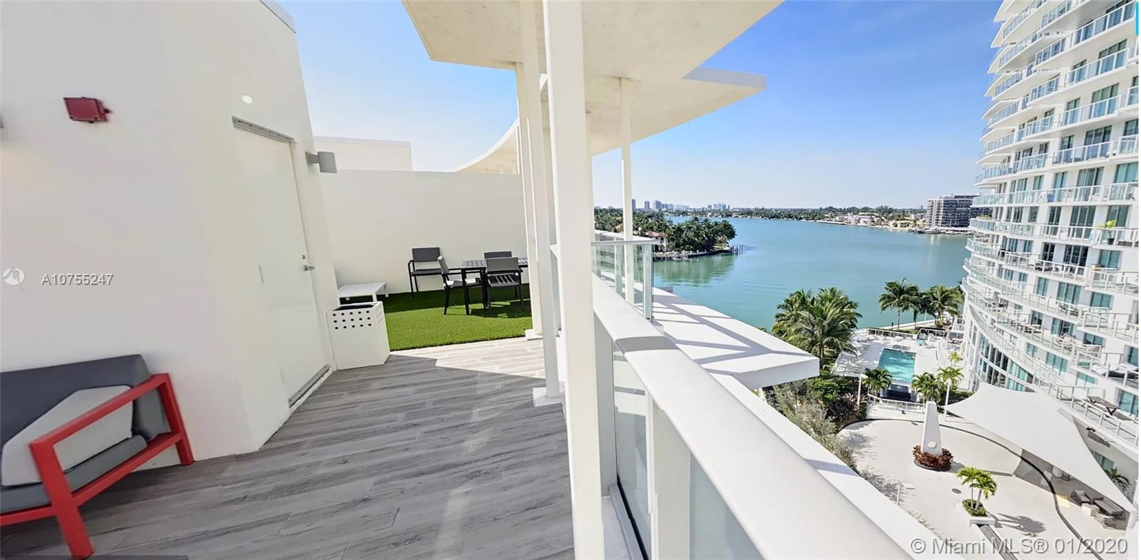 This Stunning Peloro Penthouse with large Rooftop Terrace is Situated on the western shores of the i