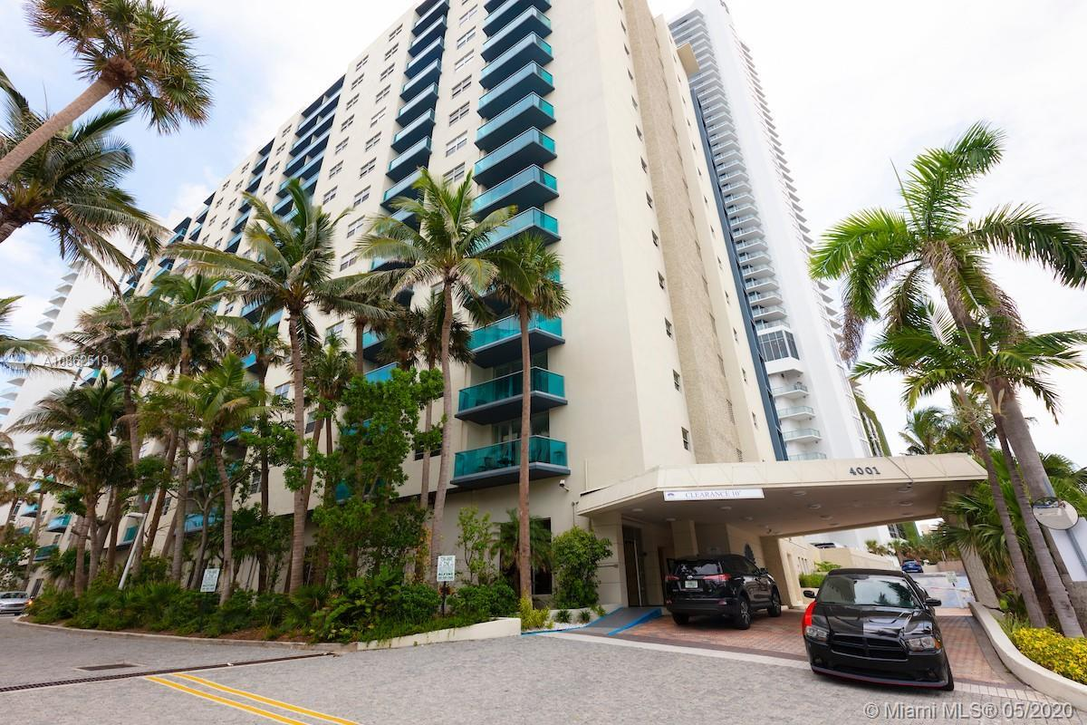 Beautiful Penthouse with amazing intercostal and ocean views. Great investment opportunity . Short t