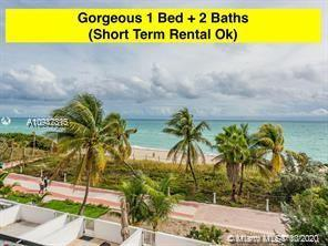 Luxury Direct OceanFront 2 Level Condo/Hotel, NIGHTLY RENTALS OK! 1,100 SQ. FT. 2 bedroom, 2 bath PE