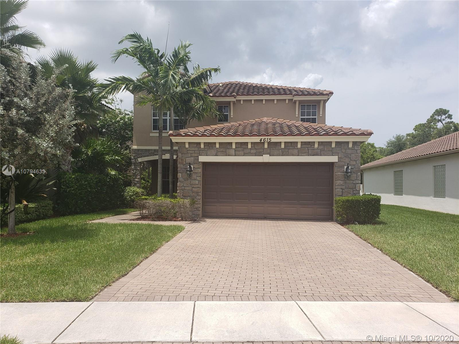 Beautiful 5 bedroom, 3 bath home in gated Capistara community. Your new home awaits you, with a spac