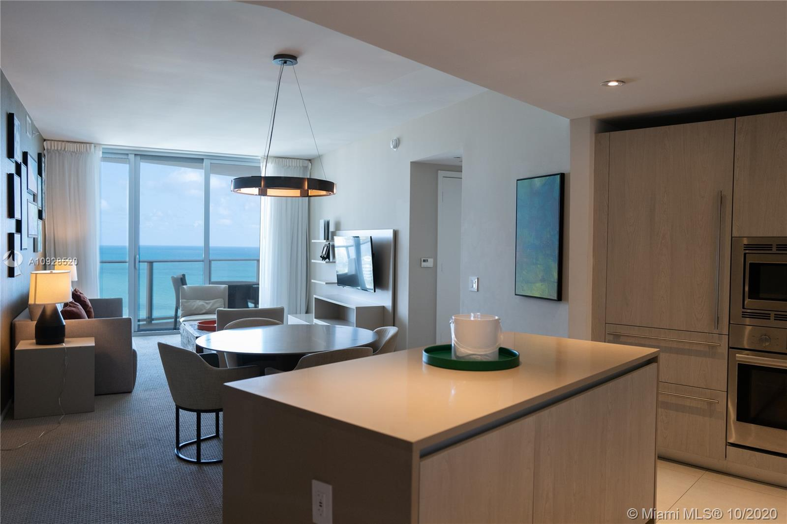 ON THE WATER!!! BRAND NEW 2 BEDROOM AND 2 BATH APARTMENT AT HYDE BEACH RESORT AND RESIDENCES. ENDLES