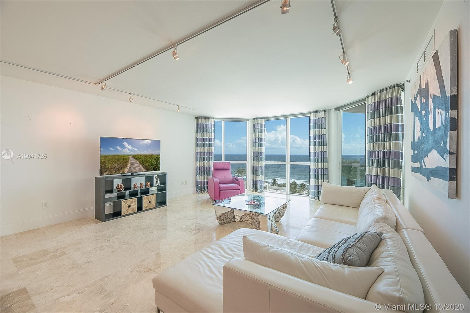 Welcome to Las Olas Beach Club. Talk about beach living! This is the lowest price per SF unit in thi