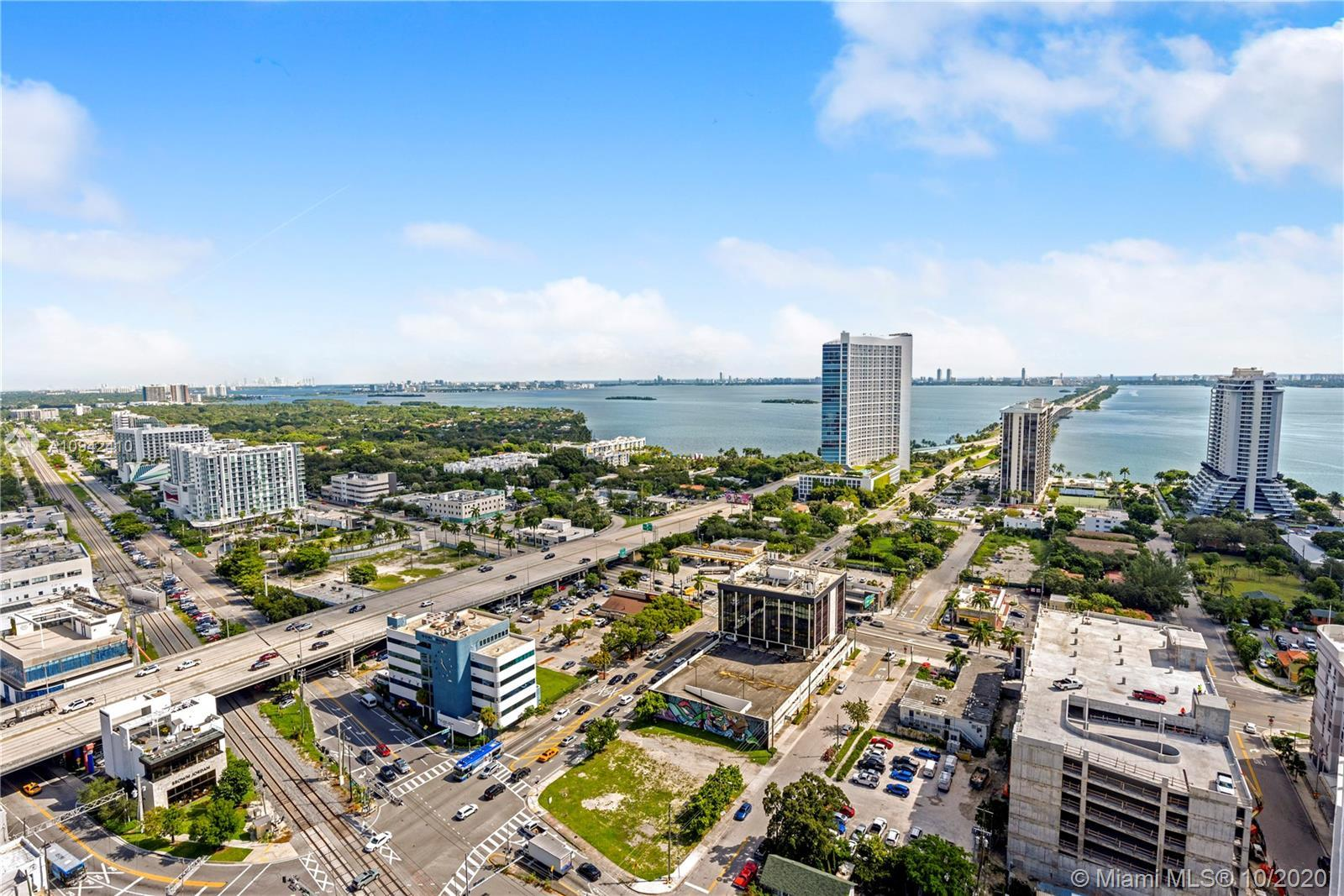 Located in the heart of Midtown Miami this high floor unit offers a short commute to Brickell and is