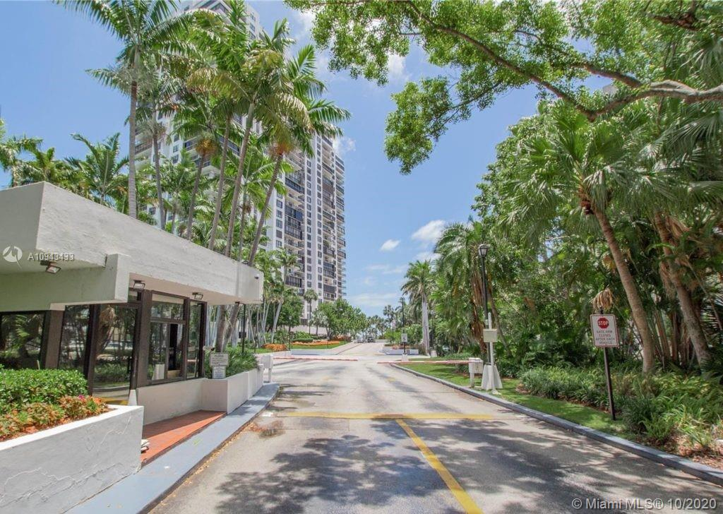 Experience the charm of Brickell Bay club with this top floor Penthouse. This unit has been enlarged