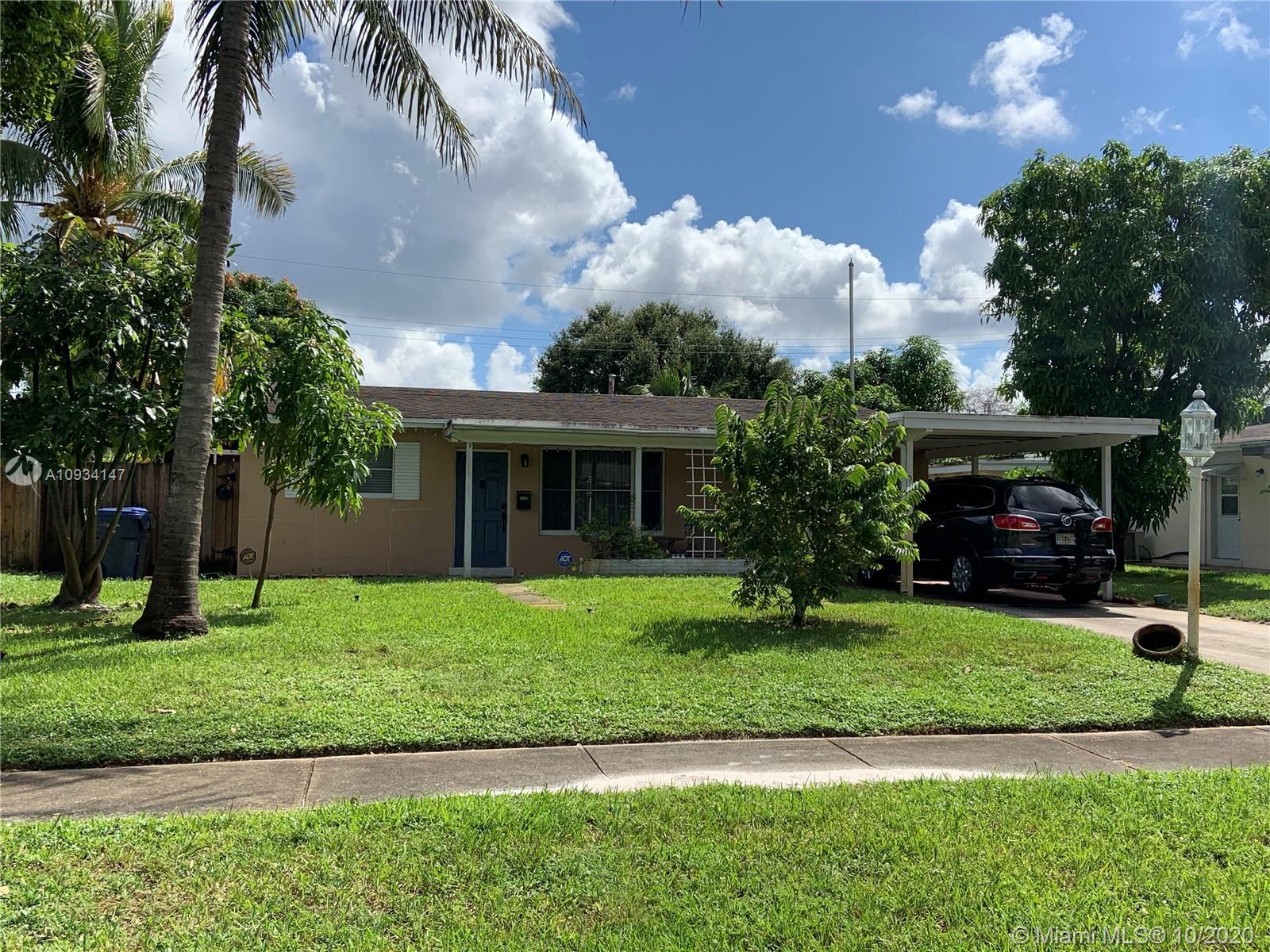 Charming home in Boulevard Heights with many upgrades. Impact windows and doors, ceramic tile floors