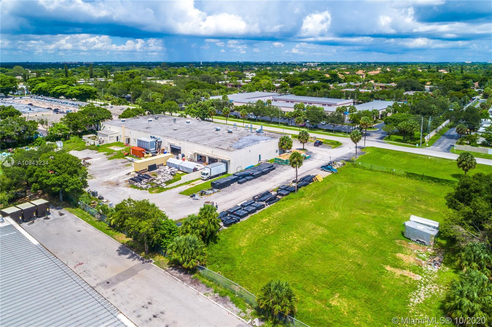 1400 NW 3 ST DEERFIELD BEACH; VACANT INDUSTRIAL LAND OPPORTUNITY ON A  35,381 SQFT LOT. POTENTIAL TO