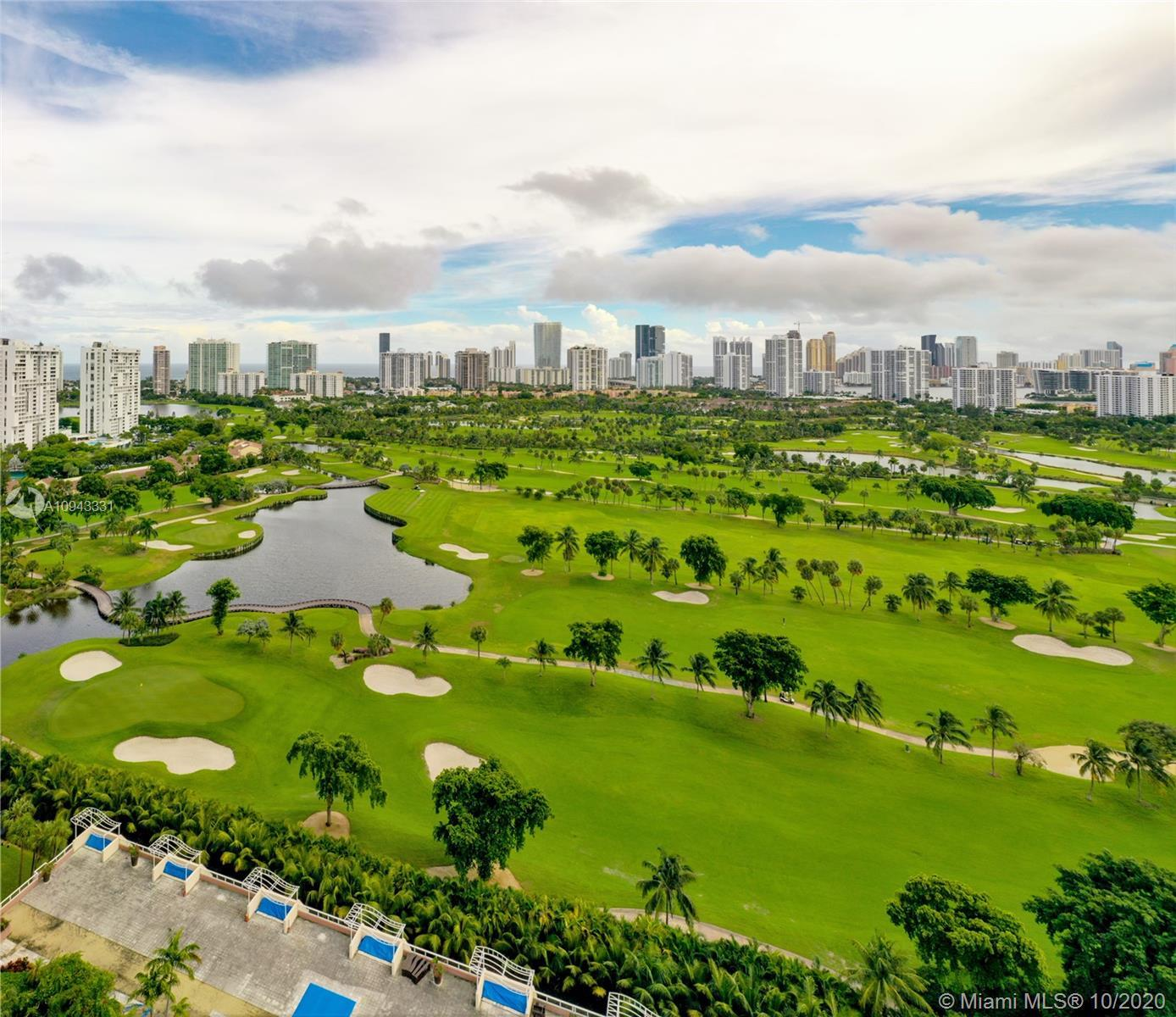 CORONADO TOWERS IN THE HEART OF AVENTURA. BREATHTAKING, PANORAMIC VIEWS MAKE THIS A MUST SEE APT! ST