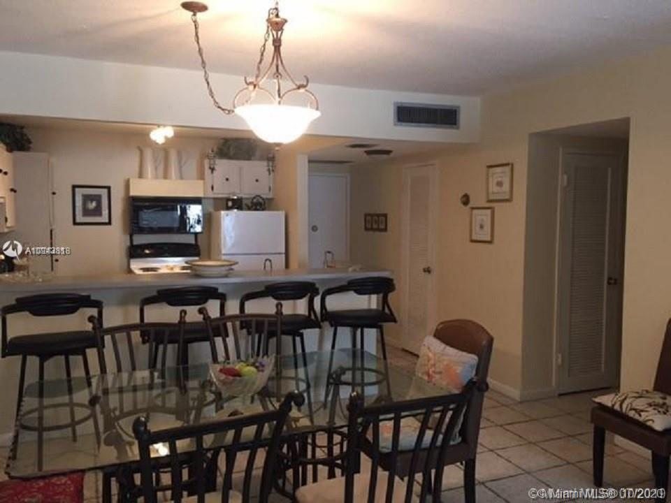HUGE 2/2 APARTMENT CONVERTED IN 3/2 ON THE BEACH. COZY FULLY FURNISHED READY TO MOVE IN. SPACIOUS AN
