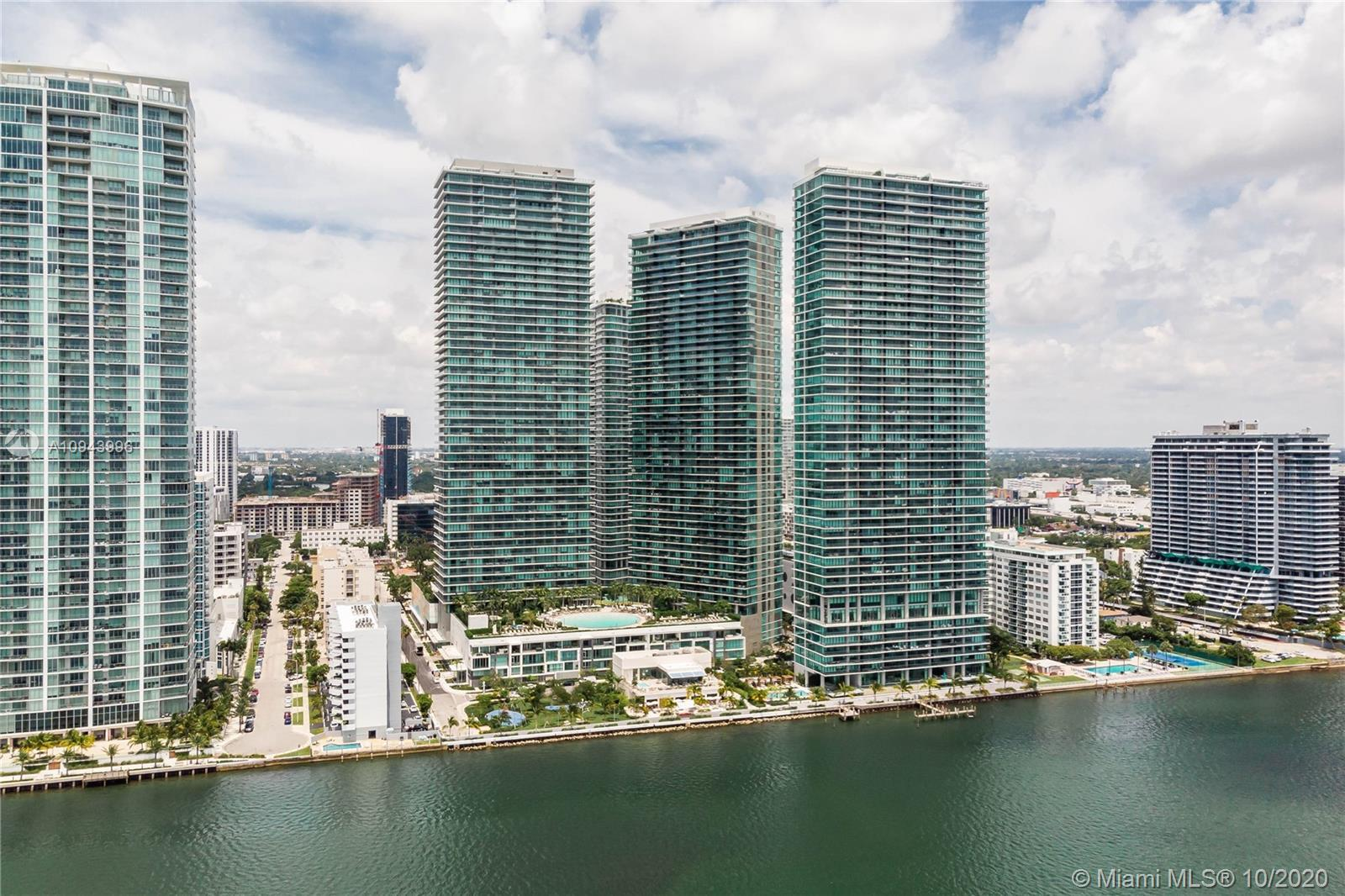 MIAMI'S TOP LOCATION… THIS NEW 1 BEDROOM 1.5 BATH (Never lived in) Turn-Key Fully Furnished. Stunnin