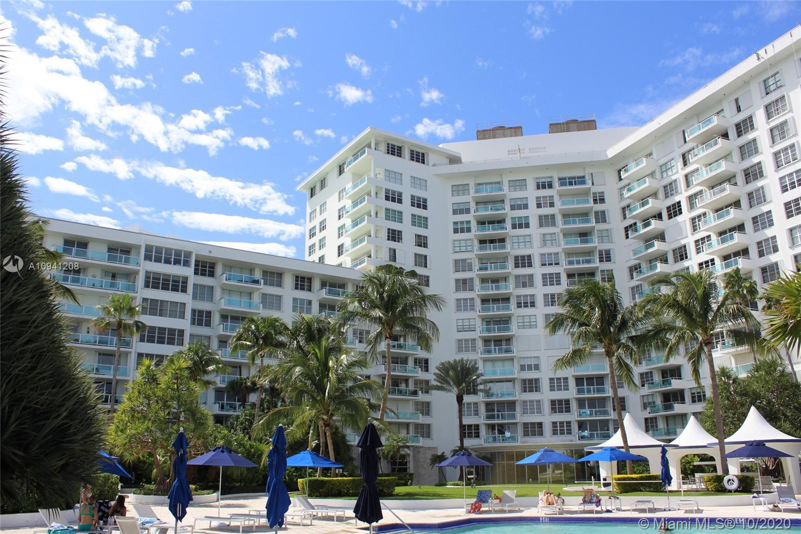 Seacoast is an iconic Miami Beach oceanfront building that has been recently remodeled and offers ex