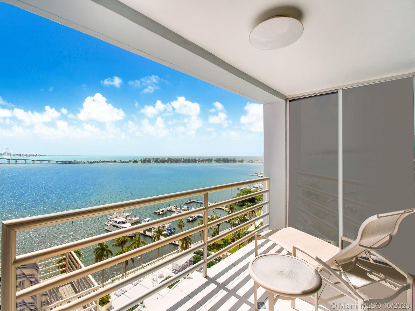 Come and see this spacious 2 bedrooms 2 baths flow through residence at The Palace Condominium with