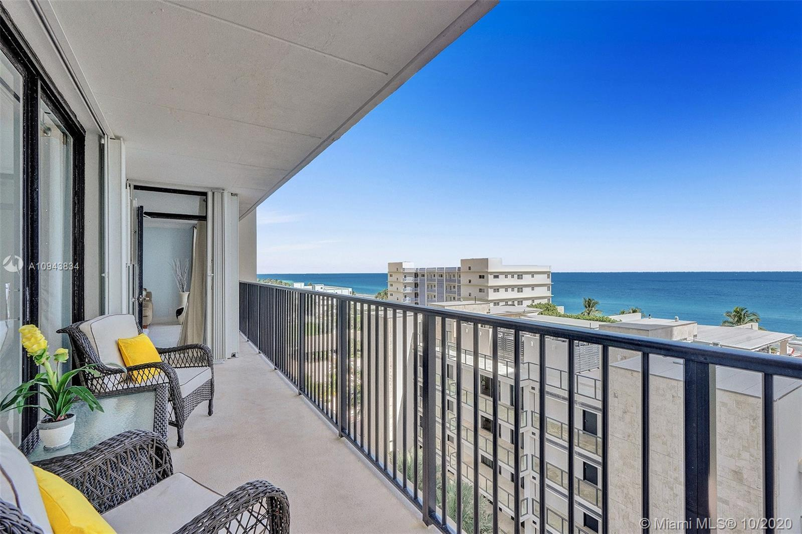 What a Great opportunity to own this bright and spacious condo with breathtaking ocean and city view