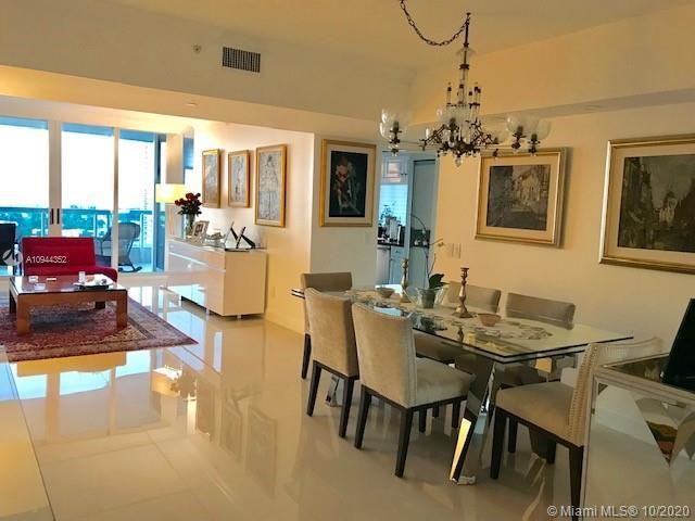 LOCATION! LOCATION! STUNNING OCEAN AND INTRACOASTAL VIEWS!! EXCLUSIVE SOUTH TOWER AT THE POINT. 2 BE