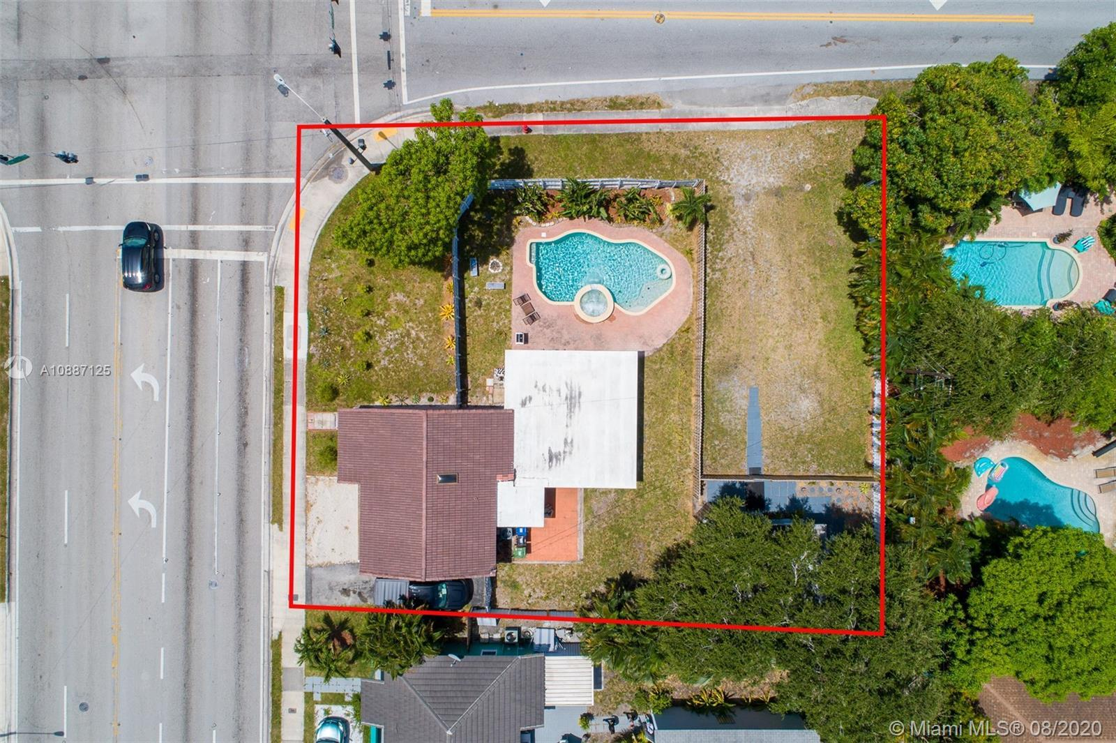 If you're looking for a renovated pool home with a beautifully renovated IN LAW quarters, you just f