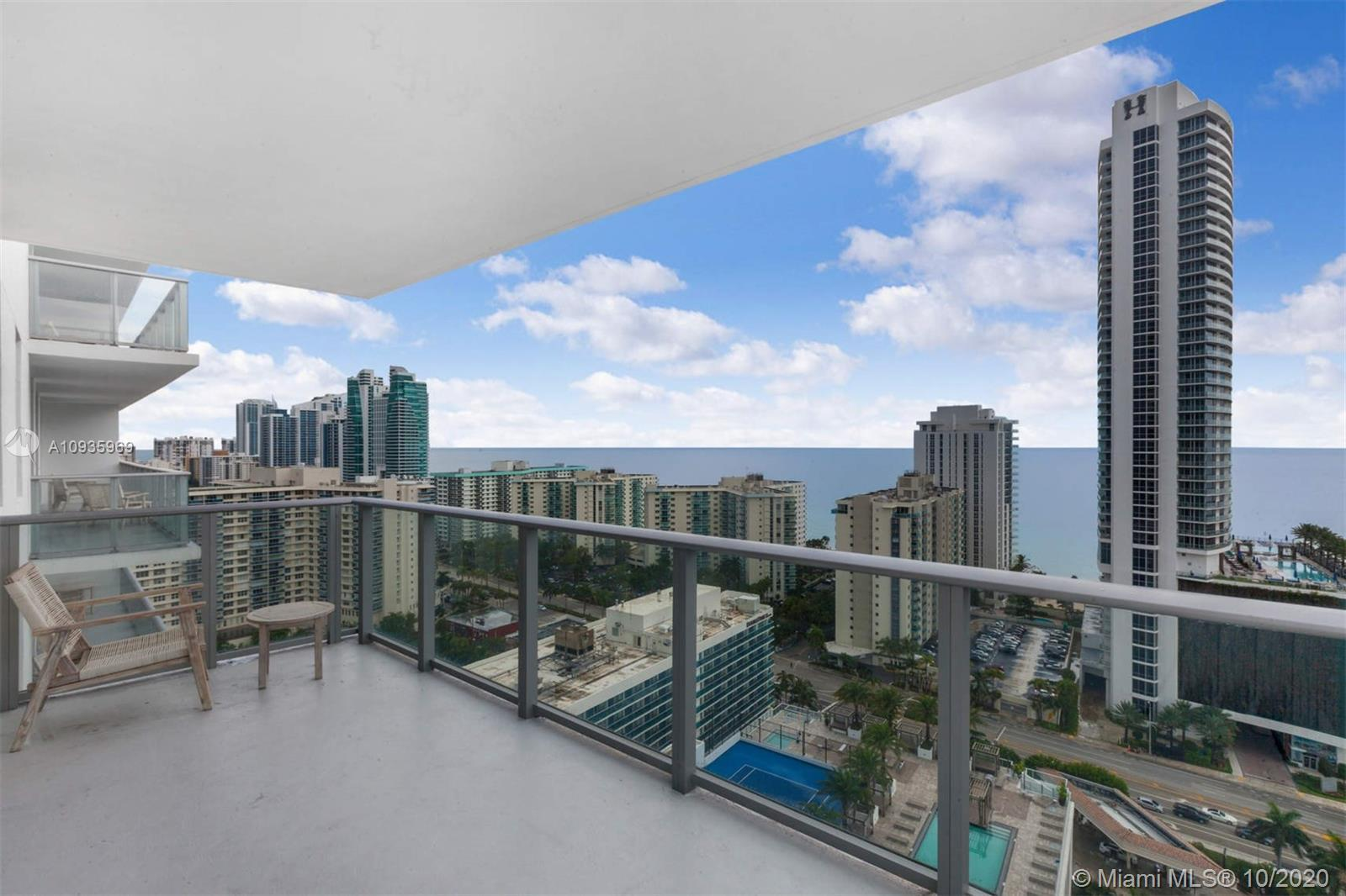 Bran NEW Corner Unit with Ocean,Incontracostal & City views from all rooms, enjoy amazing sunrises/s