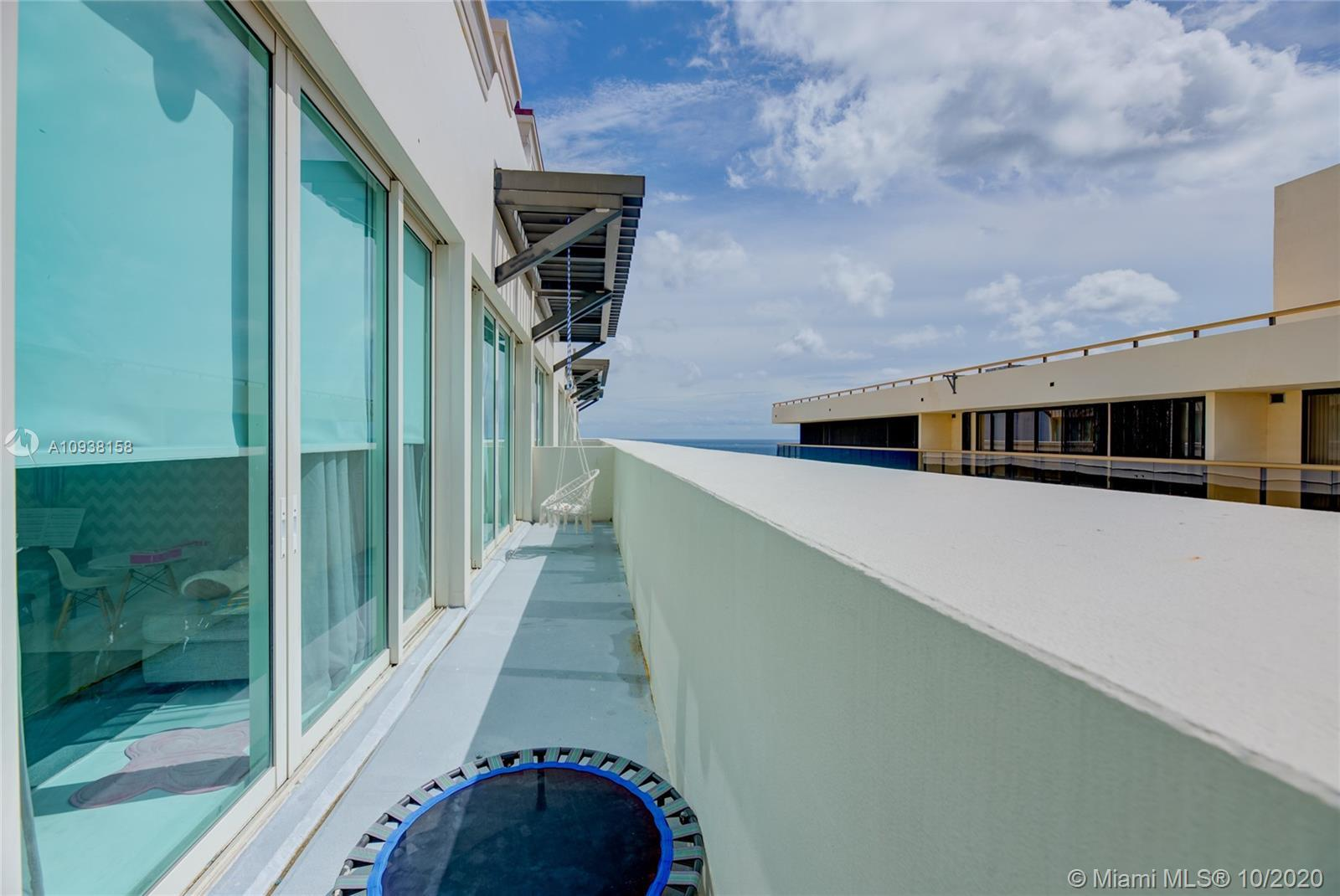 BEST PRICED in the building by the square ft! Enormous two-story penthouse, at over 2800+ sq ft. Fou