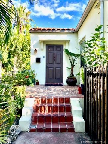 Gorgeous, historic home in the leafy village of Buena Vista East. 3 bedrooms + 2 baths per owner, cl