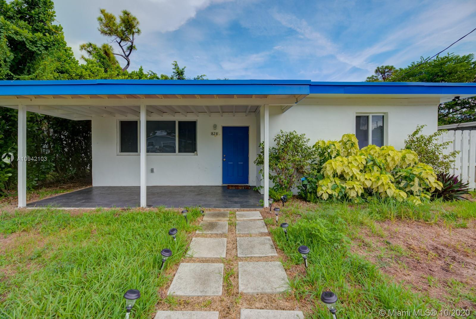 Move-in ready! Brand new remodeled with 3 bedrooms and 2 baths. All new no expense spared from top t