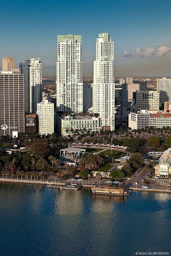 2 Bedroom/2 Bathroom condo in the Heart of Downtown Miami. This condo is in the prestigious Vizcayne